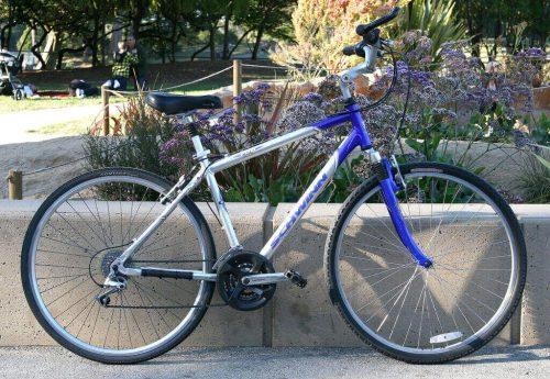 best hybrid bike for bad back